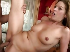 sexy aged wife getting drilled
