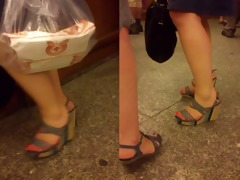 candid hawt feet &; shoes collection