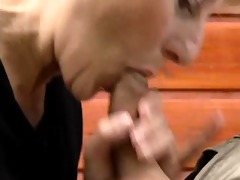 lustful older woman goes eager engulfing part9