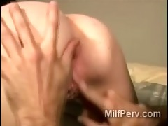 large a-hole cougar acquires doggypumped by