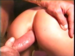 breasted blond receives anal 2