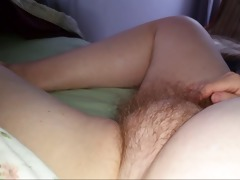 wife acquires me all sexually excited rubbing her