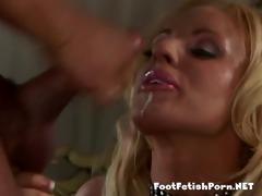 cum tasting fetish mother i