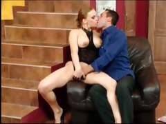 lascivious euro babe with large mangos acquires