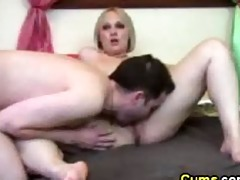 pussy eating cowgirl