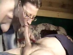 aged debbie engulf sleeping penis