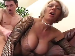breasty mother i rides a hard boner