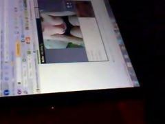 mama on web camera acquire lewd