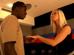 totally tabitha - sexy honey at the bowling alley