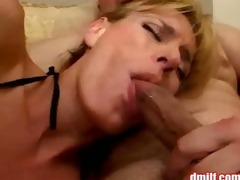 jamming hot blond hard