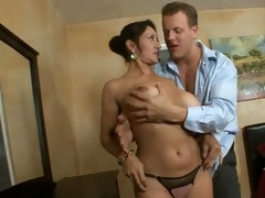 breasty cougar persia monir pounded