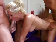 wife takes cocks!