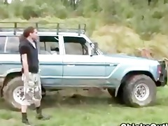 pickup hood muffdiving