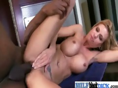 breasty hawt milf drilled by hard black pecker