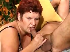 pierced big beautiful woman aged drilled