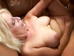 bigtits granny getting drilled by her old lover