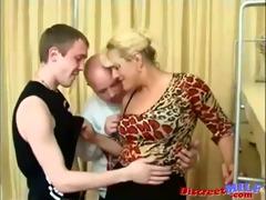 parents train their son trio sex lessons