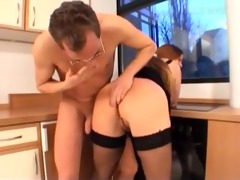 perverted breasty d like to fuck drilled in the