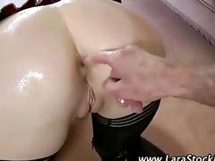 obscene schoolgirl spit roast