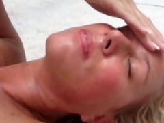 a true cum loving wife