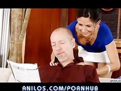 miniature wife likes engulfing jock
