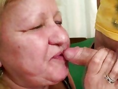wife busts her dude fucking biggest granny