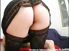 french big beautiful woman plays the slut with 10