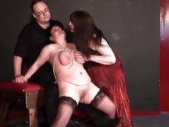 andreas mature lesbo sadomasochism and whipping
