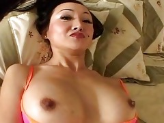 lengthy haired mother i ange venus engulfs a