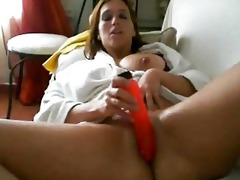 wife takes a break