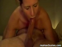 cum running throughout nose my wife
