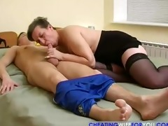 russian mature goes wild part2