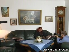 redhead non-professional mother id like to fuck