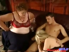mother i and granny receive drilled