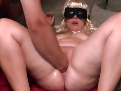 slutty wife t live without deep fisting
