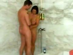 maturre fuked in bath
