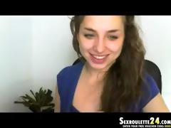 impeccable blonde lorette in live sex chat porn