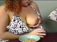 recent milk for the breakfast older older porn