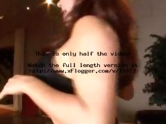 hot vanessa bonks anally sucks dick dry