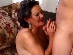 dark brown granny craves hirsute natural orgasms