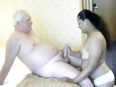 indian woman having sex with aged dude