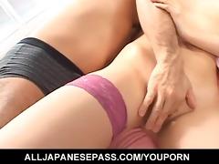 breasty honey yukina ishikawa has her large