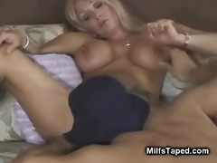 concupiscent golden-haired bigtit mother i drilled