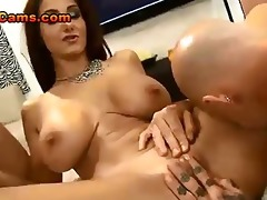 large titty d like to fuck ava adams vs two knobs