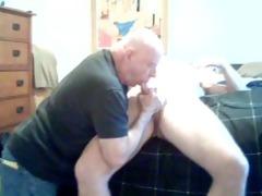 dad sucks daniel cock off