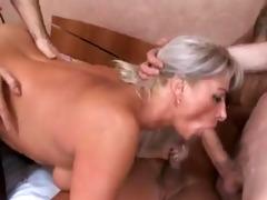 lascivious busty sexy mature gangbanged -b$r