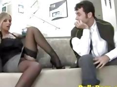 julia ann bossy milf bonks her stepson