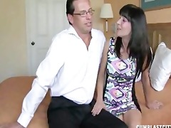 topless mother i causes a cum explosion