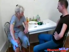 russian older doxy engulf large dick in the