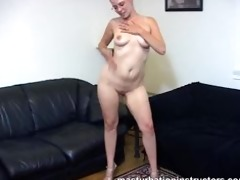 exposed undressed masturbation instructor